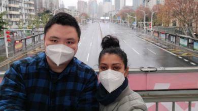 """Latinas en Wuhan: """"Conforta"""" preocupación china para controlar coronavirus 2"""