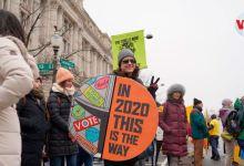 Marcha multitudinaria en Washington para reclamar más derechos para las mujeres 4