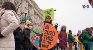 Marcha multitudinaria en Washington para reclamar más derechos para las mujeres 15