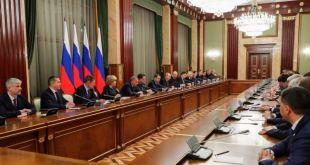 Medvedev: gobierno ruso renuncia para dar espacio a cambios constitucionales 19