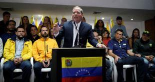 """Número dos del Parlamento venezolano: """"Se crearon expectativas sobredimensionadas el año pasado"""" 13"""