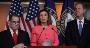 """Pelosi anuncia """"gestores"""" para iniciar juicio político a Trump 15"""