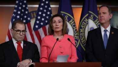 "Photo of Pelosi anuncia ""gestores"" para iniciar juicio político a Trump"