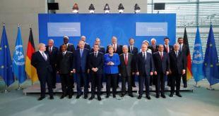 Pompeo en Alemania sostiene reuniones al margen de Cumbre sobre Libia 19