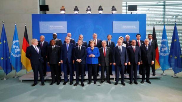 Pompeo en Alemania sostiene reuniones al margen de Cumbre sobre Libia 1