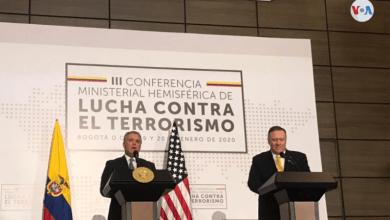 Pompeo llama a no cesar apoyo a venezolanos para acabar con la tiranía 2