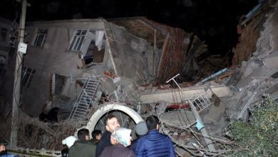 Photo of Sismo de 6.7 en el este de Turquía deja más de una decena de muertos y varios heridos