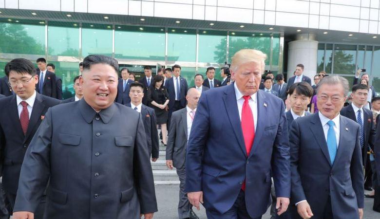 Trump envía mensaje al presidente norcoreano Kim Jong Un en su cumpleaños 1
