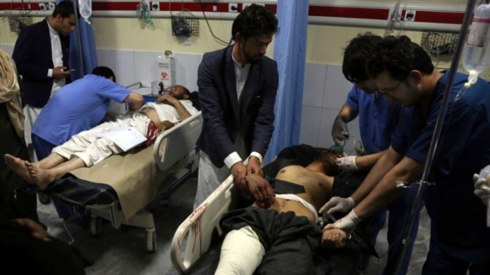 Comienza la tregua temporal entre EE.UU. y los talibán en Afganistán 2