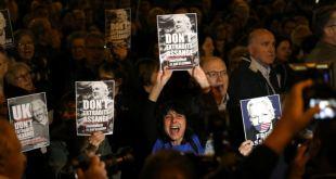 Defensa de Assange dice que intentó llamar a Hillary Clinton por cables diplomáticos revelados por WikiLeaks 4
