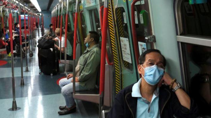 El coronavirus se cobra su primera víctima en Hong Kong 2