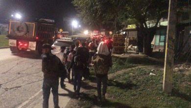 Nueva caravana de migrantes hondureños emprende viaje a EE.UU. 2