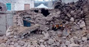 Nueve muertos en Turquía tras un sismo de 5,7 en Irán 5