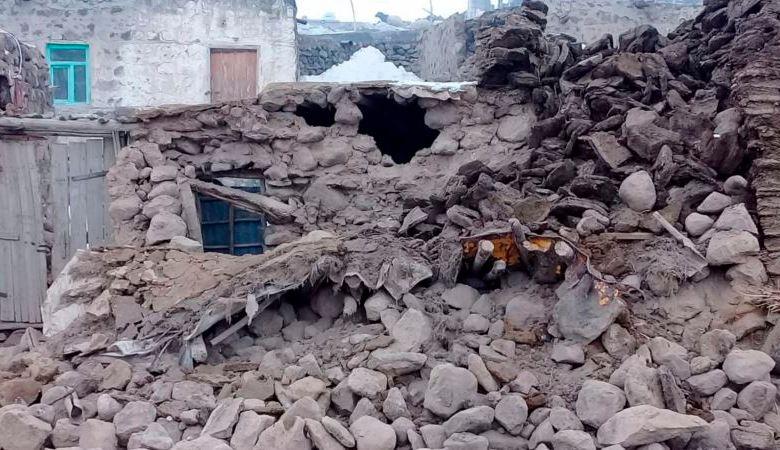 Nueve muertos en Turquía tras un sismo de 5,7 en Irán 1