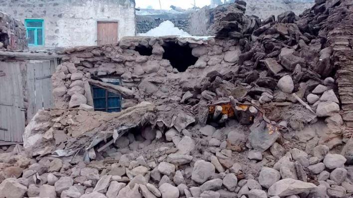 Nueve muertos en Turquía tras un sismo de 5,7 en Irán 2