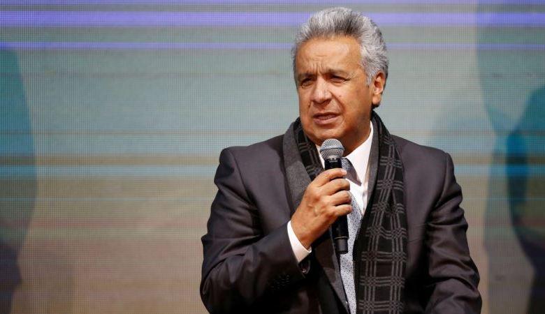 Presidente ecuatoriano pide aprobar ley para deportación 3