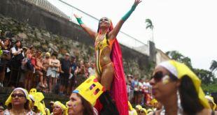 Río de Janeiro se prepara para la apoteosis del Carnaval 4