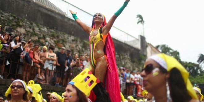 Río de Janeiro se prepara para la apoteosis del Carnaval 5
