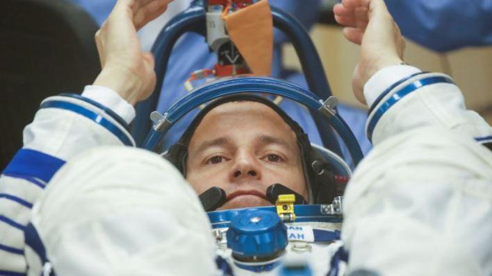 ¿Confinado? Entrene como un astronauta, simule el espacio 1