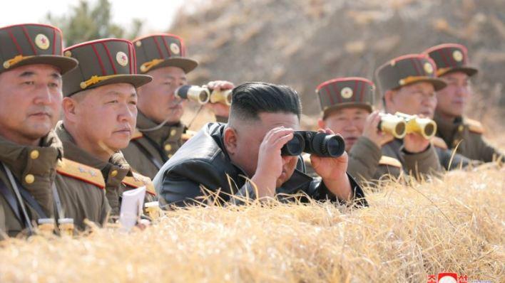 Corea del Norte lanza misiles balísticos, asegura Seúl 1