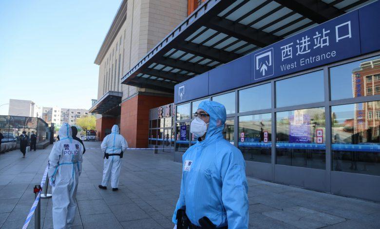 """Ciudad china cierra parcialmente por """"riesgo mayor"""" de propagación del coronavirus 3"""