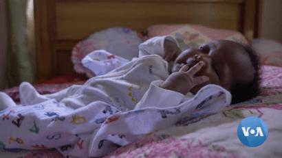 Deborah Ememabasi vino al mundo el 18 de abril de 2020.