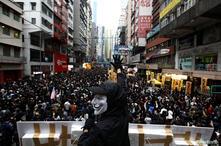 EE.UU. advierte a China sobre intenciones de cambiar autonomía de Hong Kong 5