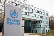 La sede de la Organización Mundial de la Salud, una de las pocas organizaciones en Suiza que aún da señales de vida en su interior.