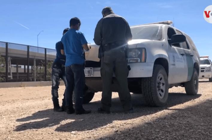 Aceleran deportaciones en la frontera de EE.UU.