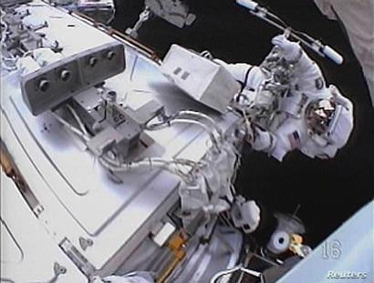 """""""Tenemos que convertirnos en una especie multiplanetaria"""": astronauta hispano 1"""