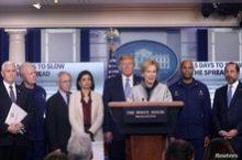 """Trump califica de """"gran trabajo"""" la respuesta de su Gobierno a la COVID-19 5"""