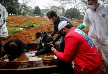 Brasil desplaza a Italia y ya es el tercer país con más muertes por coronavirus 6