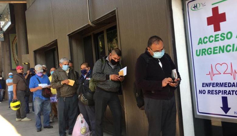 México marca nuevo récord diario y ya supera los 105,000 casos de coronavirus 1