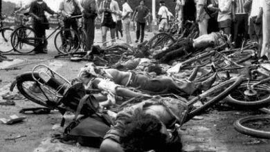 A 31 años de la matanza de Tiananmen, aun no hay respuesta de Beijing 8