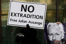 Photo of EE.UU. amplía cargos contra Julian Assange, fundador de WikiLeaks