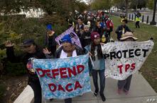 """EE.UU.: Corte Suprema rechaza eliminar programa que protege a los """"soñadores"""" 1"""