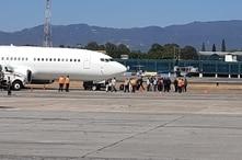 Guatemala reanuda vuelos con migrantes deportados de EE.UU. 2