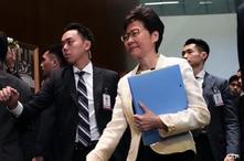 El gobierno de la jefa ejecutiva de Hong Kong, Carrie Lam, retiró este 23 de octubre de 2019 el polémico proyecto de ley que desató seis meses de protestas.
