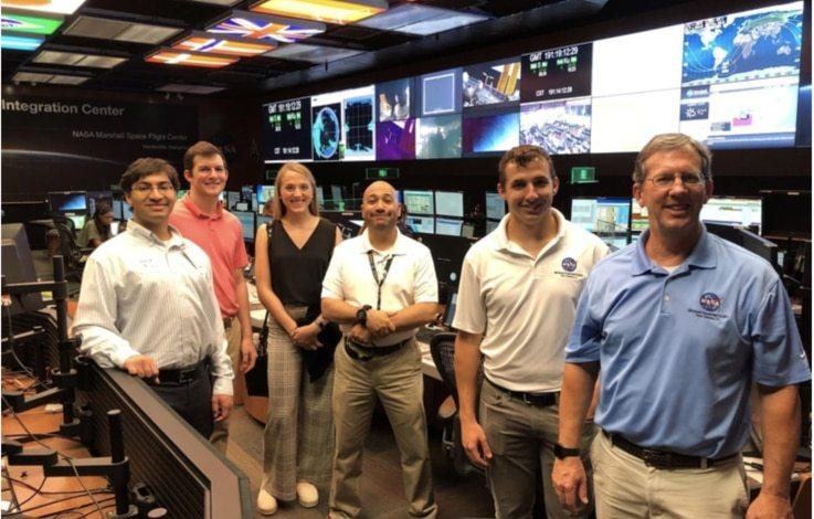 Tras los pasos de papá en busca de un 'Trabajo soñado' en la NASA 1