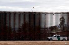 Tribunal condena el uso de fondos militares de EE.UU. para muro fronterizo 1