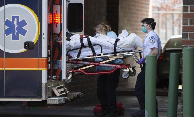Estados Unidos registra nuevo récord de casos de Covid-19 en 24 horas con más de 77,000 infectados 1