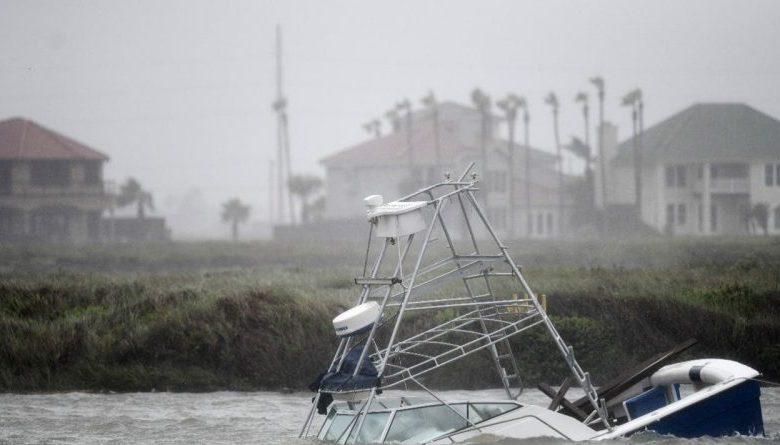 Presidente Trump declara estado de emergencia en Texas por paso del huracán Hanna 1