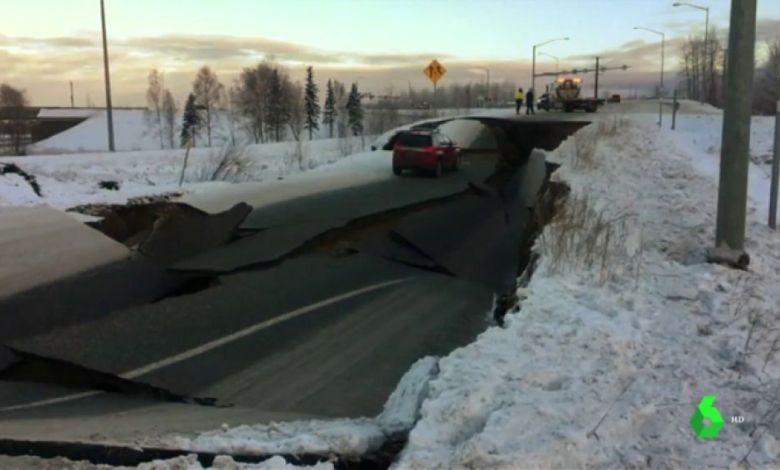 Sismo de 7.8 grados sacude Alaska y genera alerta de tsunami 1