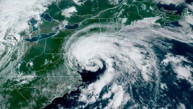 Photo of Tormenta tropical Fay impactó en Nueva Jersey con vientos de hasta 80 km por hora