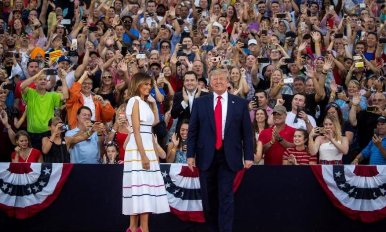 Estados Unidos recibe el Día de la Independencia en medio de 2.7 millones de contagiados por Covid-19 1