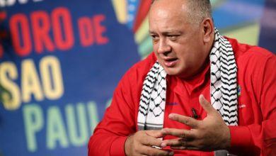 Venezuela: Diosdado Cabello anuncia que dio positivo por coronavirus 2