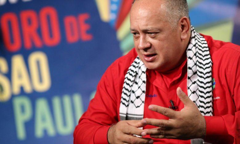 Venezuela: Diosdado Cabello anuncia que dio positivo por coronavirus 1