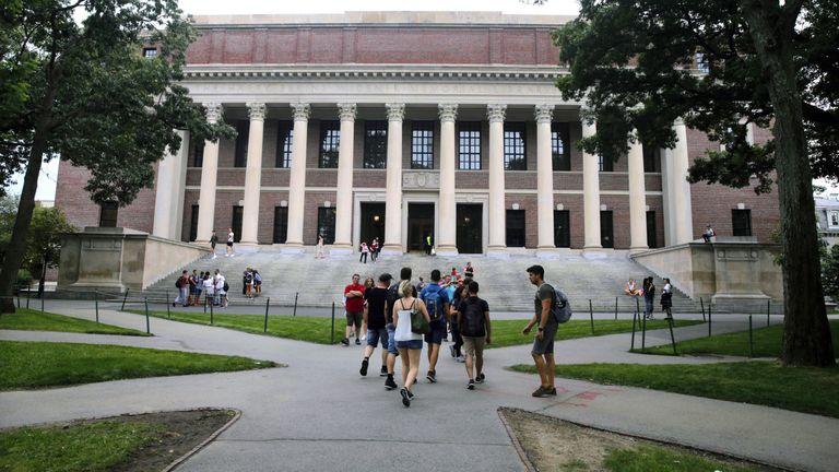 """""""Los estudiantes internacionales son bienvenidos"""", ratifica Estados Unidos 1"""
