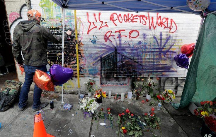 """Alcaldesa de Seattle ordena despeje del área """"ocupada"""", llega la policía 1"""
