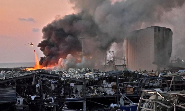 Explosión en Beirut: Un centenar de muertos y 5,000 heridos hasta el momento 1